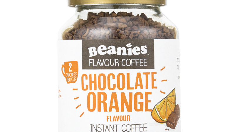 Chocolate Orange Flavour Instant Coffee