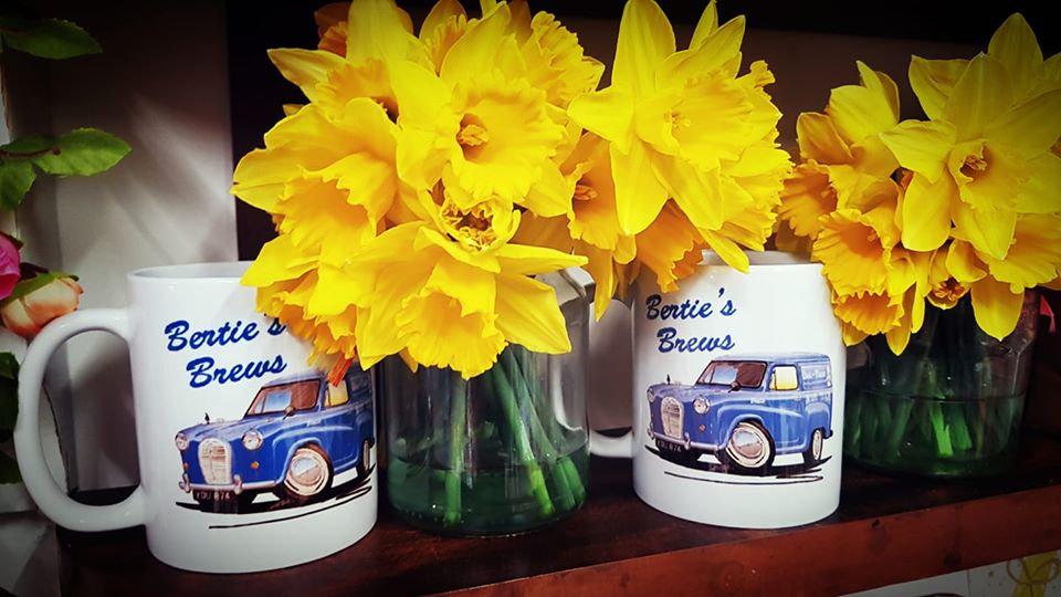Bertie's Mug