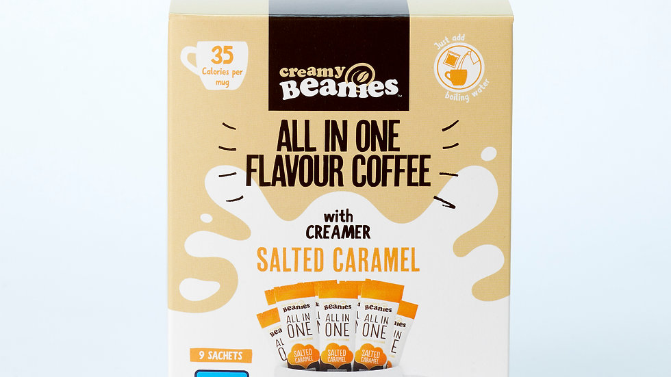 All in One Salted Caramel