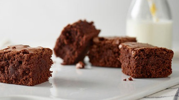 Gluten Free Chocolate Brownies x 12