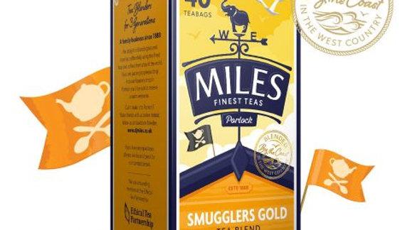 Smugglers Gold Tea Bags 40