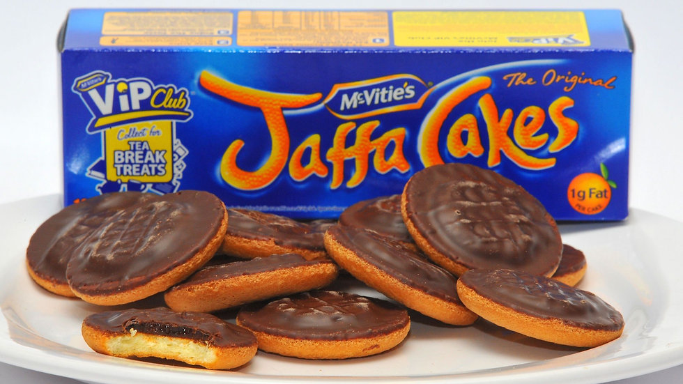 Chocolate Jaffa Cake Brownies x 6