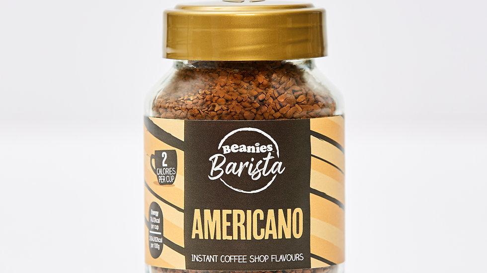 Barista Americano Flavour Instant Coffee