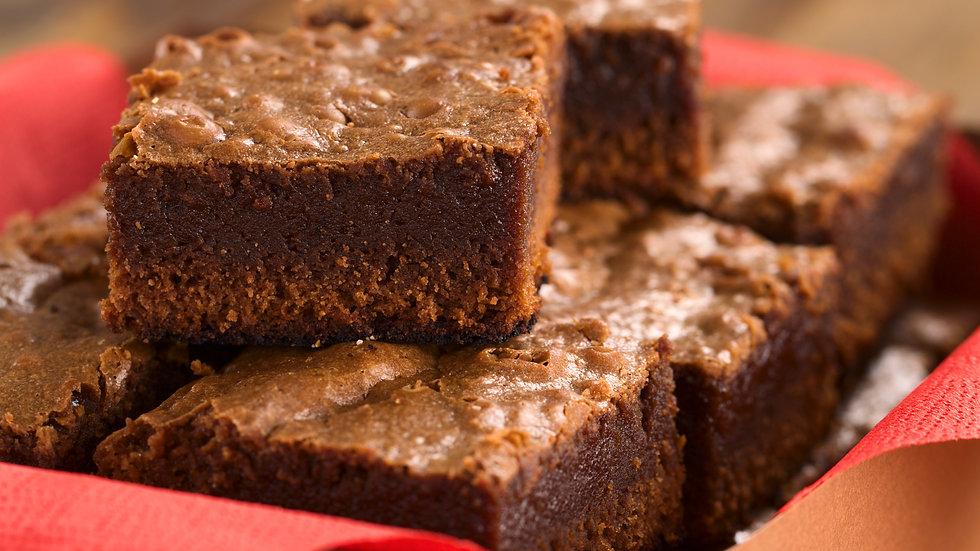 Chocolate Brownies x 6