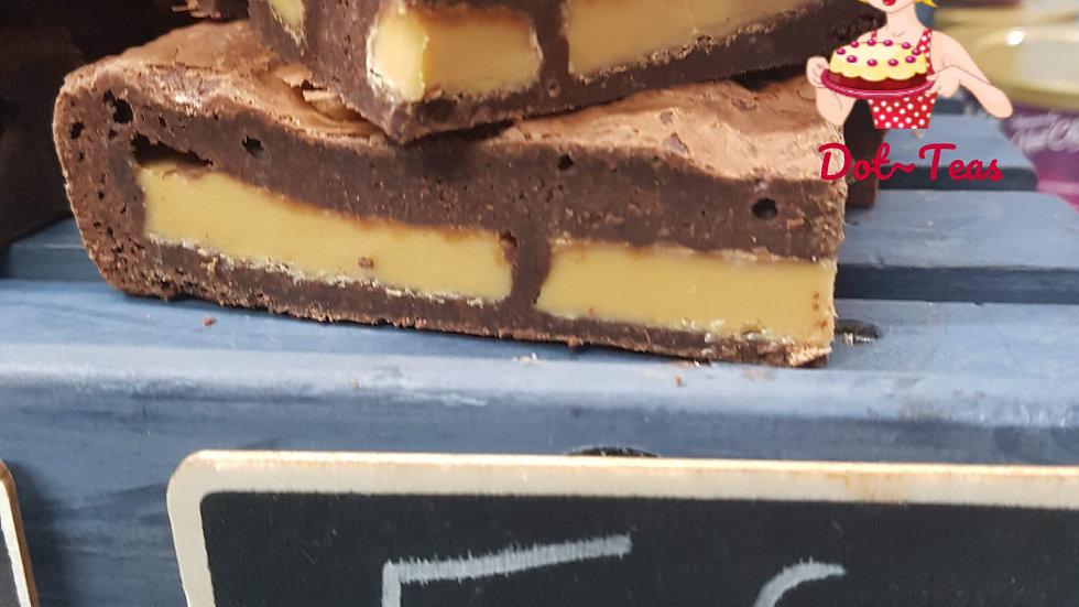 Chocolate Fudge Brownies x 12