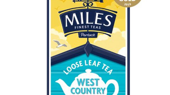 West Country Loose Leaf Tea 250g