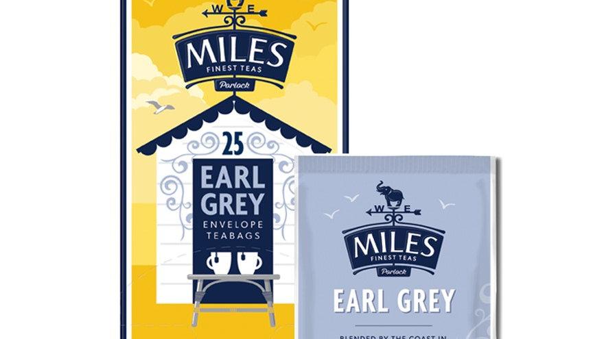 Earl Grey Envelope Tea Bags 25