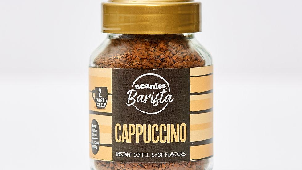 Barista Cappuccino Flavour Instant Coffee