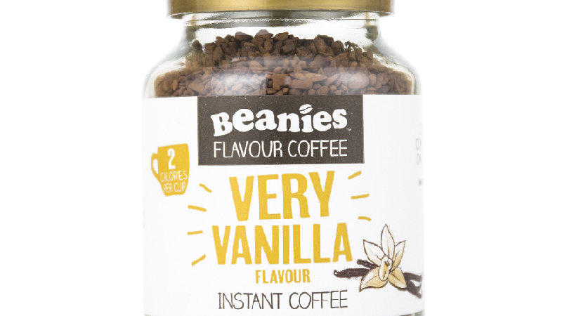 Very Vanilla Flavour Instant Coffee