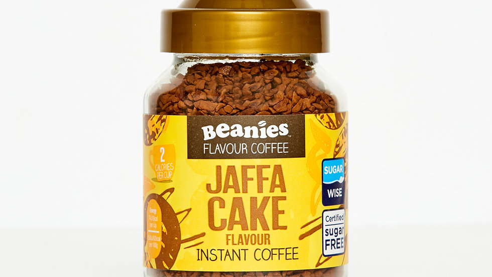 Jaffa Cake Flavour Instant Coffee