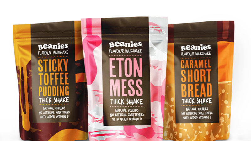 Beanies Thick Shakes