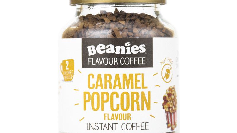 Caramel Popcorn Flavour Instant Coffee