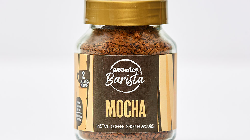 Barista Mocha Flavour Instant Coffee