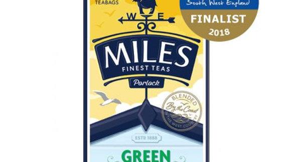 Green Tea Bags 40