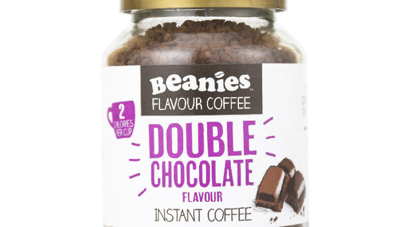 Double Chocolate Flavour Instant Coffee
