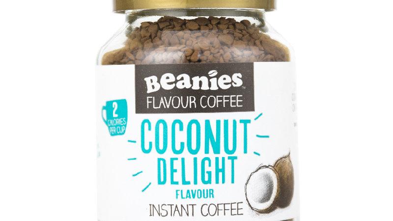 Coconut Delight Flavour Instant Coffee
