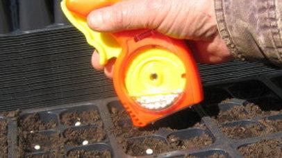 Sow EZ precision handheld seeder
