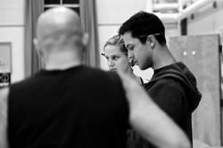 Macbeth Rehearsal