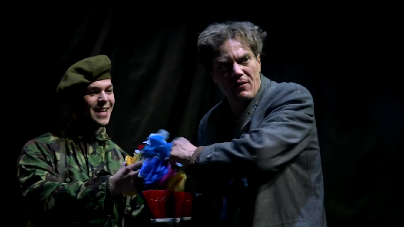 The Killer, with Michael Shannon