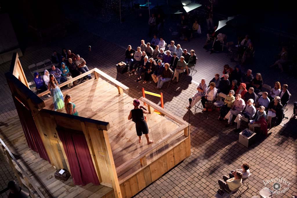 New Napkin Stage, WSC