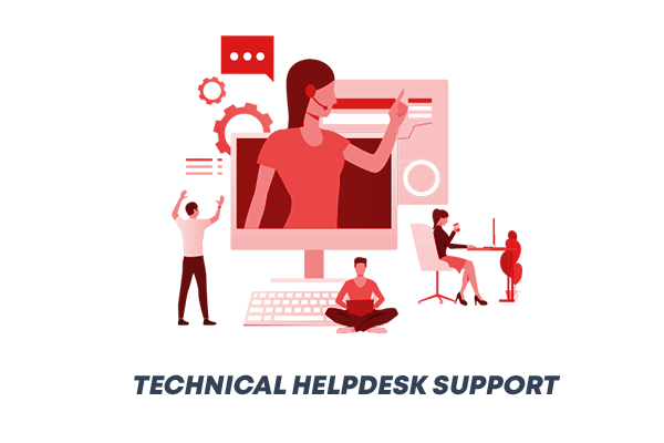 TECHNICAL HELPDESK SUPPORT