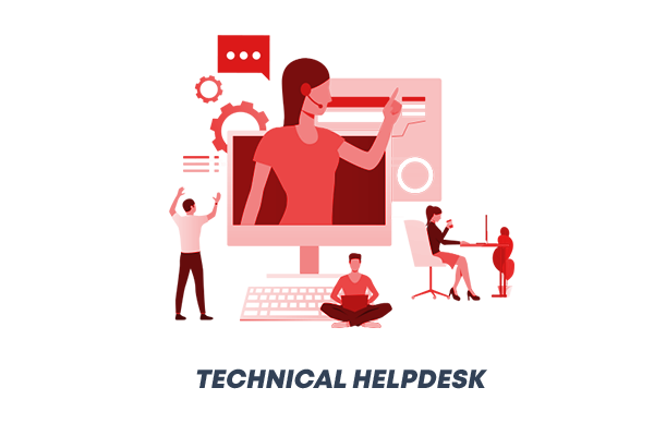 TECHNICAL HELPDESK