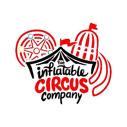 THE INFLATABE CIRCUS CO LOGO