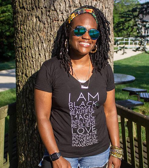 Black Women's Tee