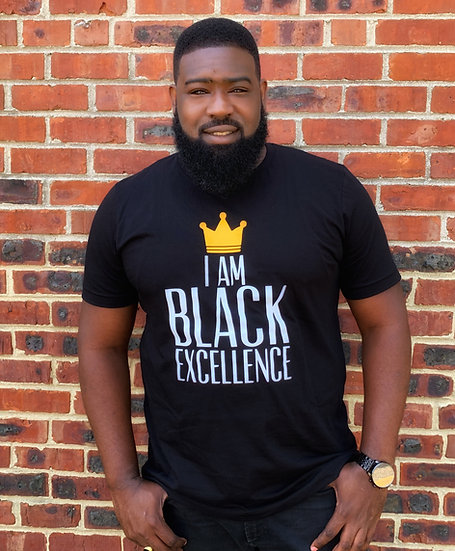 THREAD Black Excellence Tee (Wholesale)