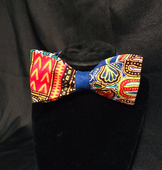 Dashiki Print Bow Tie (African Print Collection)