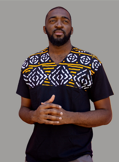 Lumumba Men's Shirt