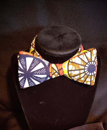 Ankara Bow Tie (African Print Collection)