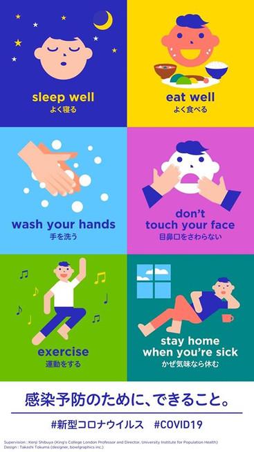 手荒れと手洗い
