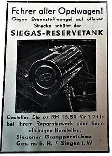 Publicité de 1935