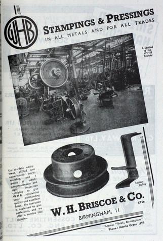 W. H. Briscoe & Co Ltd