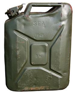 SEA  BW 1945