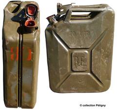 R.E. 20 litres essence 2