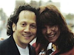 Rob Schneider & Barbara Anne Klein