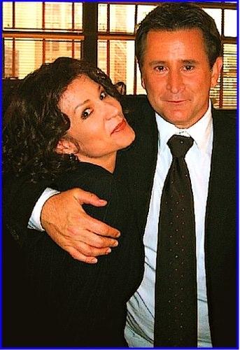 Anthony LaPaglia&Barbara Anne Klein
