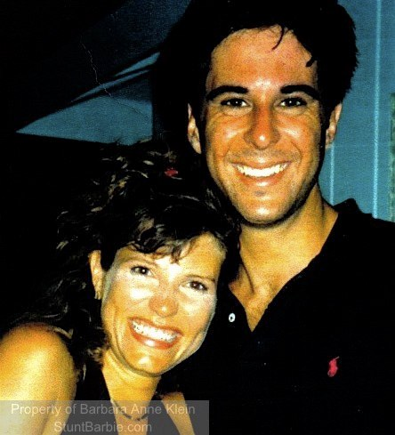 Johnathan Silverman  & Barbara Anne