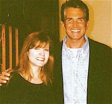 George Hamilton & Barbara Anne Klein