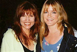 Suzan and Barbara Anne Kelin