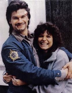 Don Swayze & Barbara Anne Klein