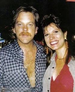 Kiefer Sutherland & Barbara Anne Kle