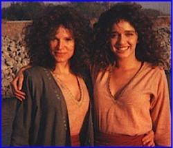 Valeria Golino & Barbara Anne Klein