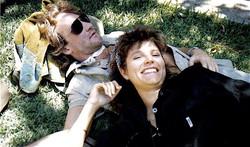 Bill Maher & Barbara Anne Klein