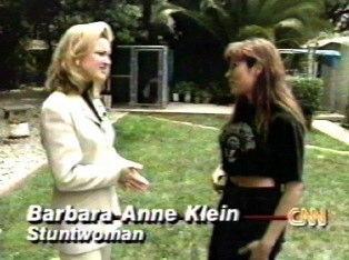 Jeanine & Barbara Anne Klein