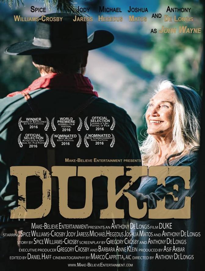 Cover Art and Prestige of Duke