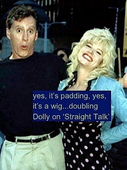 Jimmy Woods and Barbara Klein on 'Straight Talk'
