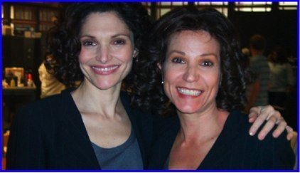 Mary Elizabeth Mastrantonio  and SB